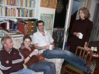 21 october 003  dave claire rob and lizanne 1999