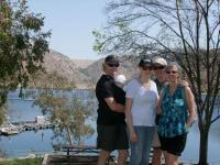 A walk around Lake Poway-800
