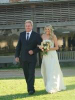 Kirra walks the aisle-800