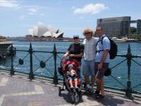 Me with the Pirinis at Opera House-800