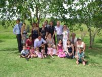 Some of extended Gollan family-800