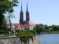 Wroclaw is a pretty city-800